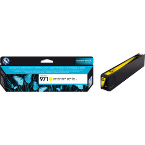 HP 971 Ink Cartridge - Yellow