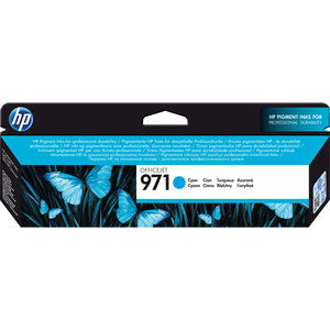 HP 971 Ink Cartridge - Cyan