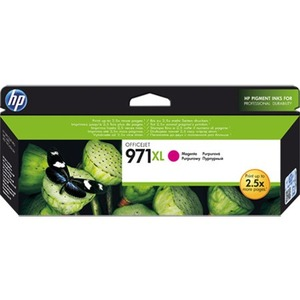 HP 971XL Ink Cartridge - Magenta