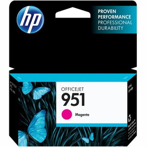 HP 951 Ink Cartridge - Magenta