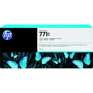 HP 771C Ink Cartridge - Light Grey