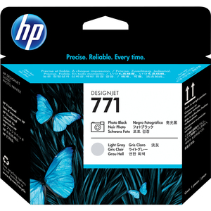 HP 771C Ink Cartridge - Light Cyan