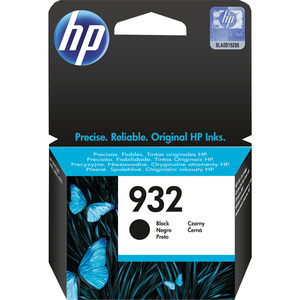 HP 932 Ink Cartridge - Black