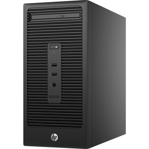 HP 285 G2 Desktop Computer - AMD A-Series A8 PRO-7600B 3.10 GHz - AMD Radeon R7 Graphics