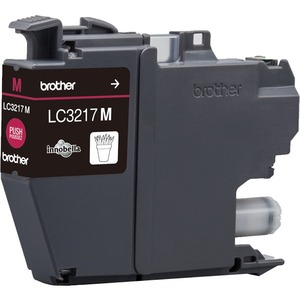 Brother LC3217M Ink Cartridge - Magenta - Inkjet - 550 Pages