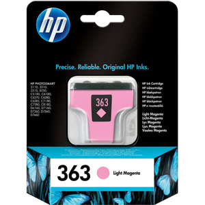 HP No. 363 Ink Cartridge - Light Magenta