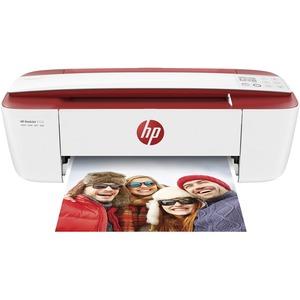 HP Deskjet 3733 Inkjet Multifunction Printer - Colour -  Copier/Printer/Scanner - 19 ppm Mono/15 ppm Color Print - 4800 x 1200 dpi  Print - Manual