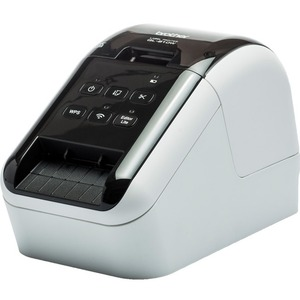 Brother QL810W Direct Thermal Printer - Monochrome - Desktop - Label Print