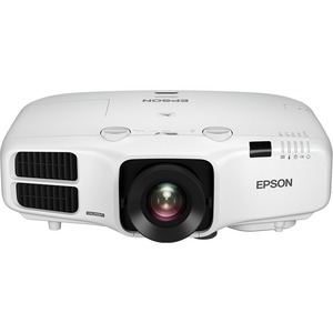 Epson EB-5530U LCD Projector - 1080p - HDTV - 16:10 - Front, Ceiling - 300 W - 5000 Hour Normal Mode - 10000 Hour Economy Mode - 1920 x 1200 - WUXGA - 15,000:1 - 550