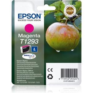 Epson DURABrite Ultra T1293 Ink Cartridge - Magenta - Inkjet - 445 Pages - 1 Pack