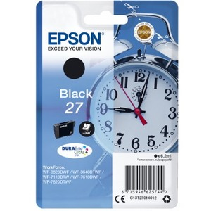 Epson Ink Cartridge - Black - Inkjet - 350 Pages
