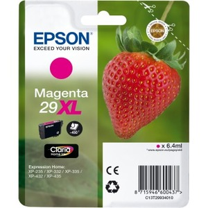 Epson Claria 29XL Original Ink Cartridge - Magenta
