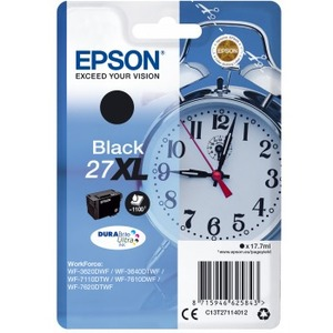 Epson 27XL Black Ink Cartridge