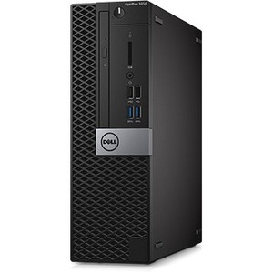 Dell OptiPlex 5050 Desktop Computer - Intel Core i5 7th Gen i5-7500 3.40 GHz - 4 GB DDR4 SDRAM