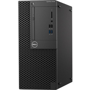 Dell OptiPlex 3050 Desktop Computer - Intel Core i5 7th Gen i5-7500 3.40 GHz - 4 GB DDR4 SDRAM