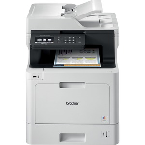 Brother Business Color Laser All-in-One MFC-L8610CDW - Duplex Printing -  Wireless Networking