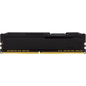 Kingston HyperX Fury RAM Module - 16 GB 1 x 16 GB - DDR4 SDRAM - 2666 MHz DDR4-2666/PC4-21300 - 1.20 V - Non-ECC - Unbuffered - CL16 - 288-pin - DIMM