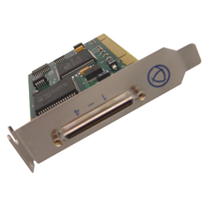 Perle Systems Serial Parallel Cards