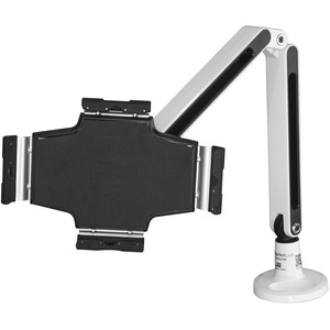 StarTech.com Desk-Mount Tablet Arm - Articulating - For 9And#34; to 11And#34; Tablets - iPad or Android Tablet Holder - Lockable - Steel - White - 27.9 cm Screen Support - 1 kg