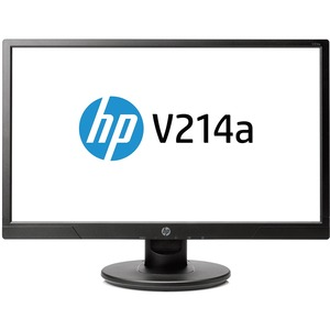 HP Business V214a 52.6 cm 20.7And#34; Full HD WLED LCD Monitor - 16:9 - Black - 1920 x 1080 - 16.7 Million Colours - 200 cd/mAndamp;#178; - 5 ms - HDMI - VGA