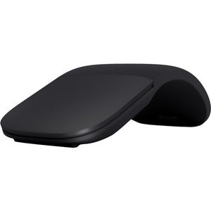 Microsoft Surface Arc Mouse - Optical - Wireless - 2 Buttons - Black
