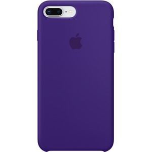 sports shoes 29c6e bd23f Apple Case for iPhone 8 Plus, iPhone 7 Plus - - Ultra Violet - Silky -  Knock Resistant, Bump Resistant, Scratch Resistant, Shock Resistant -  Silicone, ...