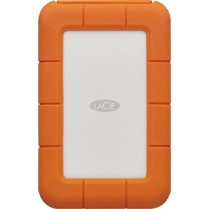 Lacie Rugged Secure Stfr2000403 2 Tb Portable Hard Drive External