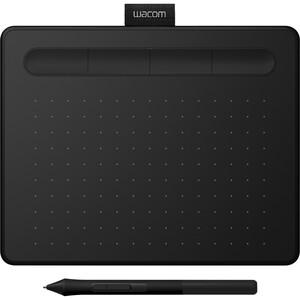 Wacom Intuos S CTL-4100K Graphics Tablet - 2540 lpi - Cable - Black