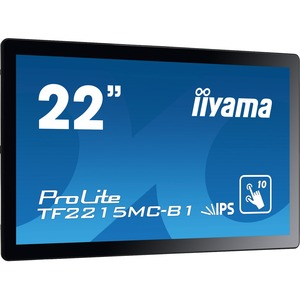 iiyama ProLite TF2215MC-B1 21.5inch Open-frame LCD Touchscreen Monitor - 16:9 - 14 ms GTG
