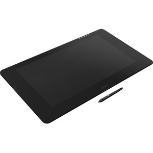 Wacom Cintiq Pro DTH-2420 Graphics Tablet - 59.9 cm 23.6And#34; - 5080 lpi - Touchscreen - Multi-touch Screen - Cable - 522 mm x 294 mm Active Area - 8192 Pressure Level