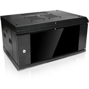 Claytek 4U 328mm Depth Wallmount Server Cabinet