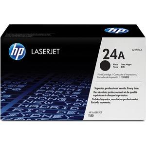 HP Q2624A Toner Cartridge - Black