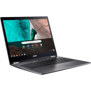 Acer Chromebook Spin 13 CP713-1WN CP713-1WN-54GC 34.3 cm 13.5And#34; Touchscreen 2 in 1 Chromebook - 2256 x 1504 - Intel Core i5 8th Gen i5-8250U Quad-core 4 Core 1.