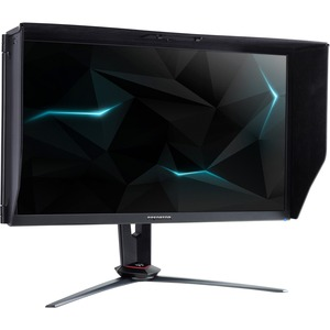 Acer Predator XB273K 68.6 cm 27And#34; LED LCD Monitor - 16:9 - 4 ms GTG - 3840 x 2160 - 1.07 Billion Colors - 350 cd/mAndamp;#178;, 400 cd/mAndamp;#178; - 4K UHD - Speakers - HDMI