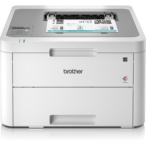 Brother HL HL-L3210CW LED Printer - Colour - 18 ppm Mono / 18 ppm Color - 600 x 2400 dpi Print - Automatic Duplex Print - 251 Sheets Input - Wireless LAN