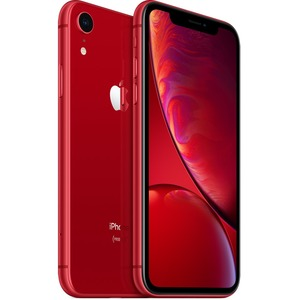 Apple iPhone XR A2105 64 GB Smartphone - 15.5 cm 6.1And#34; - 3 GB RAM - iOS 12 - 4G - Red