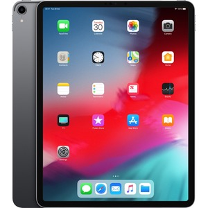 Apple iPad Pro 3rd Generation Tablet - 32.8 cm 12.9And#34; - 1 TB Storage - iOS 12 - Space Gray - Apple A12X Bionic SoC - 7 Megapixel Front Camera - 12 Megapixel Rear