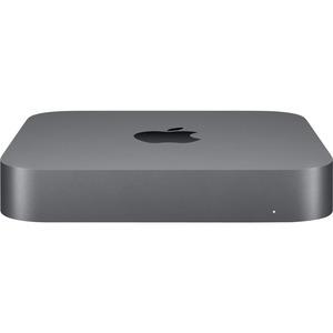Apple Mac mini MRTT2B/A Desktop Computer - Core i5 - 8 GB RAM - 256 GB SSD - Mini PC - Space Gray - macOS Mojave - Intel UHD Graphics 630 - Wireless LAN - Bluetooth