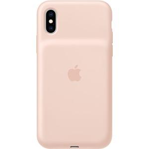 Apple Smart Case for Apple iPhone XS Smartphone - Pink Sand