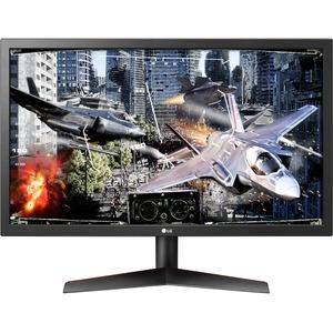 LG 24GL600F 23.6And#34; WLED LCD 144Hz Gaming Monitor
