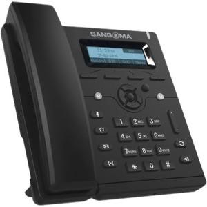 Sangoma s206 IP Phone - Corded - Corded - Wall Mountable