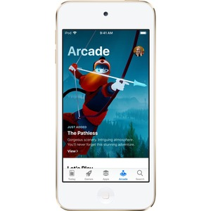 Apple iPod touch 7G 32 GB Gold Flash Portable Media Player - Audio Player,  Photo Viewer, Video Player, Camera, Video Recorder, Voice Recorder - 10 2