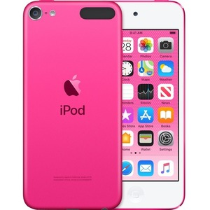 Apple iPod touch 7G 32 GB Pink Flash Portable Media Player - Audio Player,  Photo Viewer, Video Player, Camera, Video Recorder, Voice Recorder - 10 2