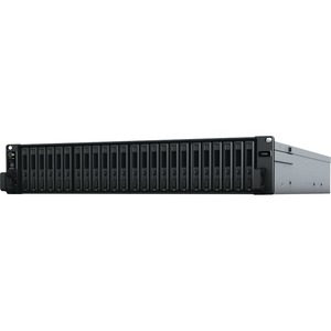 Synology FlashStation FS3400 24 x Total Bays SAN/NAS Storage System - Intel Xeon Octa-core 8 Core 2.10 GHz - 16 GB RAM - DDR4 SDRAM - 2U Rack-mountable - Serial At
