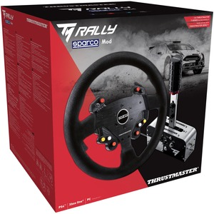 Thrustmaster Gaming Steering Wheel, Gaming Handbrake