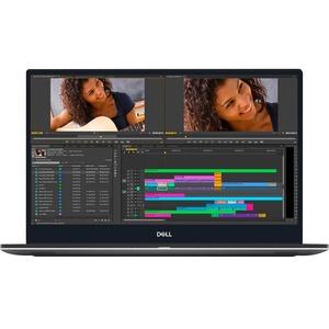 Dell Precision 5000 5540 39.6 cm 15.6And#34; Mobile Workstation - 1920 x 1080 - Core i7 i7-9850H - 8 GB RAM - 256 GB SSD - Platinum Silver - Windows 10 Pro 64-bit - NVID