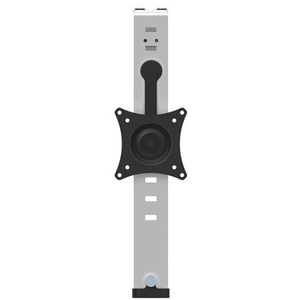 StarTech.com Cubicle Monitor Mount - Cubicle Monitor Hanger with Micro Adjustment - For up to 34And#34; Monitors - Steel - Adjustable - 1 Displays Supported81.3 cm Scree