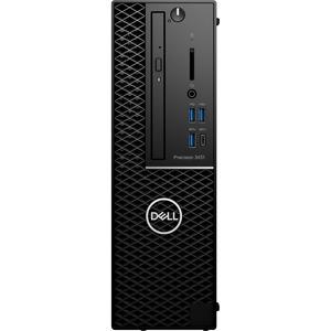 Dell Precision 3000 3431 Workstation - Core i7 i7-9700 - 16 GB RAM - 512 GB SSD - Small Form Factor - Windows 10 Pro 64-bitAMD Radeon Pro WX 3100 4 GB Graphics - DVD