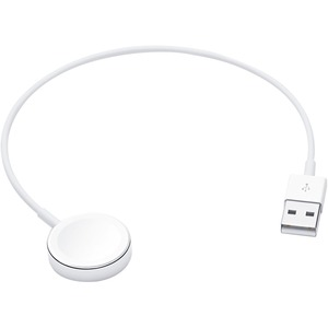 Apple Watch Magnetic Charging Cable - 30cm - USB Type A - White