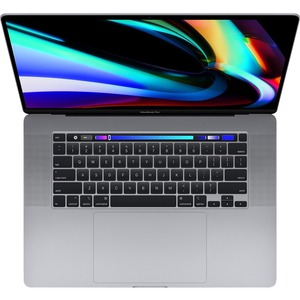 Apple MacBook Pro MVVK2B/A 40.6 cm 16And#34; Notebook - 3072 × 1920 - Core i9 - 16 GB RAM - 1 TB SSD - Space Gray